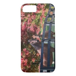 Capa iPhone 8/7 Cavalos do outono