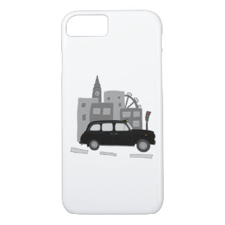 Capa iPhone 8/7 Cena do táxi