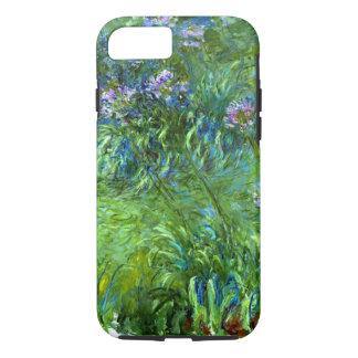 Capa iPhone 8/7 Claude Monet: Agapanthus