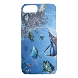 Capa iPhone 8/7 Cobrir do iphone 6 da agitação do Sailfish