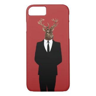 Capa iPhone 8/7 Colagem dos cervos de Digitas