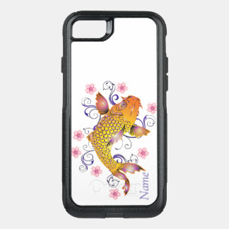 Capa iPhone 8/7 Commuter OtterBox Koi
