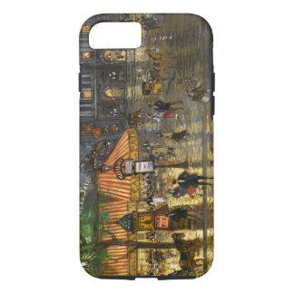 Capa iPhone 8/7 Constantin Korovin: Ópera grande, Paris