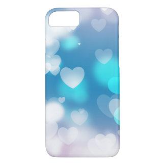 Capa iPhone 8/7 Corações