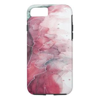 Capa iPhone 8/7 Cores de água do derretimento