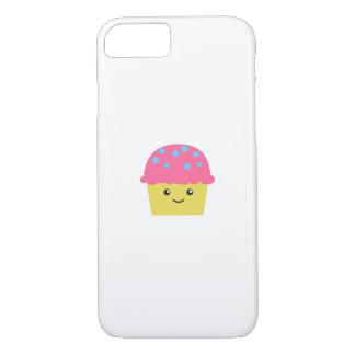 Capa iPhone 8/7 Cupcake bonito de Kawaii