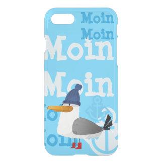 """Capa iPhone 8/7 De """"gaivota Moin Moin"""""""