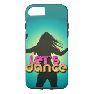 Capa iPhone 8/7 Deixe-nos dançar