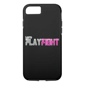 Capa iPhone 8/7 Deixe-nos Playfight