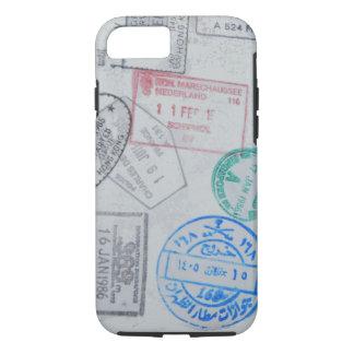 Capa iPhone 8/7 design da caixa da maçã iphone7 do design do visto