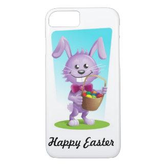 Capa iPhone 8/7 Design do coelho de felz pascoa