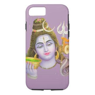 Capa iPhone 8/7 Design duro do caso do iphone Hindu da maçã do