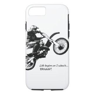 Capa iPhone 8/7 Dirtbike
