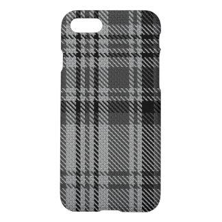 Capa iPhone 8/7 Do preto cinzento do carvão vegetal do Taupe