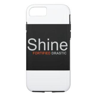 """Capa iPhone 8/7 Drástico fortificado - """"brilhe"""" o caso do iPhone 6"""