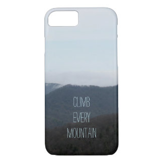 Capa iPhone 8/7 Escale cada caixa do iPhone 6 da montanha