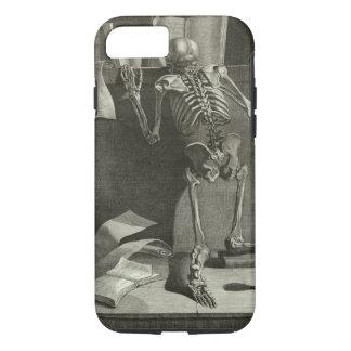 Capa iPhone 8/7 Esqueleto da leitura