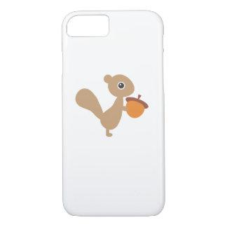 Capa iPhone 8/7 Esquilo