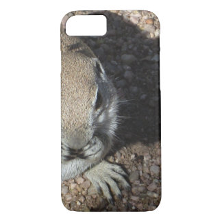 Capa iPhone 8/7 Esquilo à terra feliz