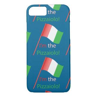 Capa iPhone 8/7 Eu sou o Pizzaiolo!