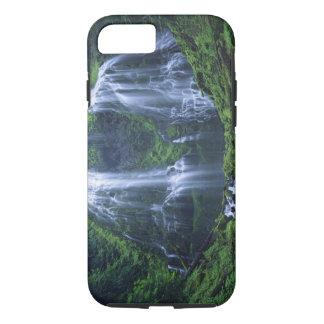 Capa iPhone 8/7 EUA, Oregon, floresta nacional de Willamette.