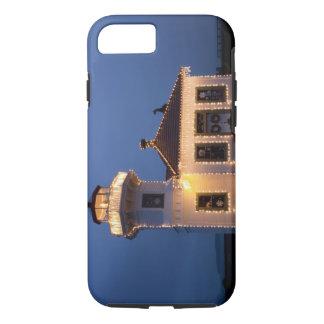 Capa iPhone 8/7 EUA, Washington, Mukilteo. Farol de Mukilteo
