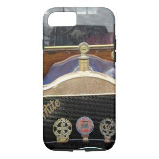 Capa iPhone 8/7 Europa, Ireland, Dublin. Automóvel do vintage,