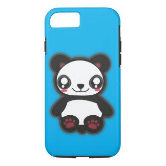 Capa iPhone 8/7 Exemplo da panda de Kawaii para iphone7