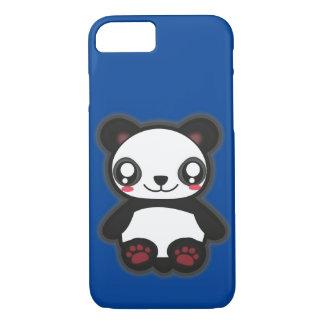 Capa iPhone 8/7 Exemplo da panda de Kawaii para o iphone7