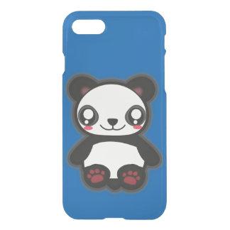 Capa iPhone 8/7 Exemplo engraçado da panda iphone7 de Kawaii