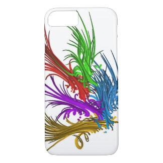 Capa iPhone 8/7 Exemplo estrangeiro da planta