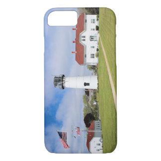 Capa iPhone 8/7 Farol de Chatham, Cape Cod Massachusetts