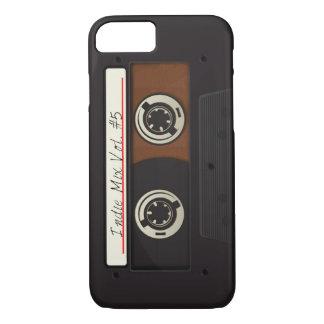 Capa iPhone 8/7 Fita retro de Cassete