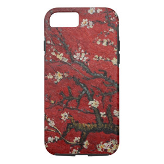 Capa iPhone 8/7 Flor Vincent van Gogh da amêndoa