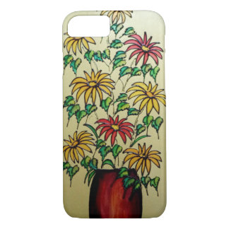 Capa iPhone 8/7 Floral