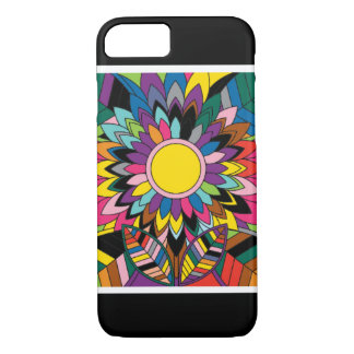 Capa iPhone 8/7 FLORAL abstrato
