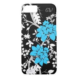 Capa iPhone 8/7 Floral moderno personalizado