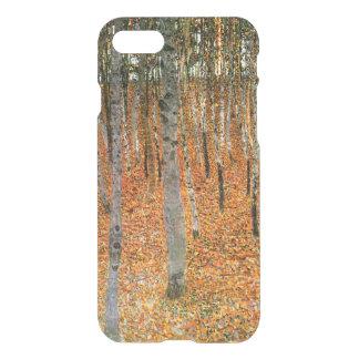 Capa iPhone 8/7 Floresta da faia por Gustavo Klimt