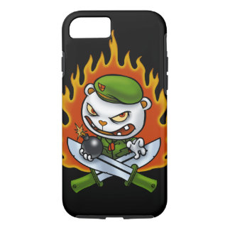 Capa iPhone 8/7 Fogo Flippy!