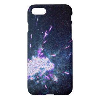 Capa iPhone 8/7 Fogos-de-artifício da galáxia da cerceta
