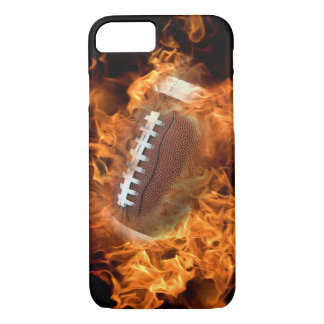 Capa iPhone 8/7 Futebol no fogo