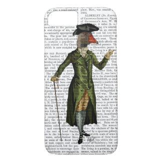 Capa iPhone 8/7 Ganso no casaco verde 2 da regência