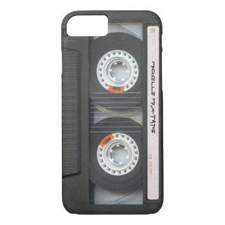 Capa iPhone 8/7 Gaveta feita sob encomenda Mixtape