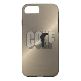 Capa iPhone 8/7 Golfe do ouro