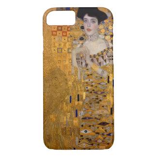 Capa iPhone 8/7 Gustavo Klimt Adele