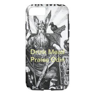 Capa iPhone 8/7 Hidromel da bebida - elogio Odin