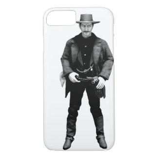 Capa iPhone 8/7 Homem da arma