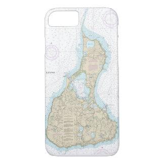 Capa iPhone 8/7 Ilha de bloco