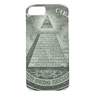 Capa iPhone 8/7 Illuminati - todo o olho de vista