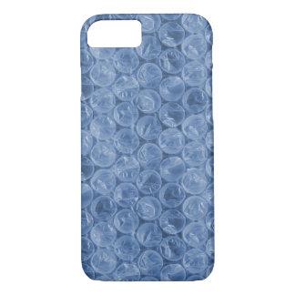 Capa iPhone 8/7 Invólucro com bolhas de ar azul
